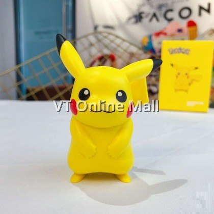 Pokemon Ornaments Toys Characters Pikachu, Charmander, Squirtle, Bulbasaur, Psyduck, Jigglepuff (Limited Edition)