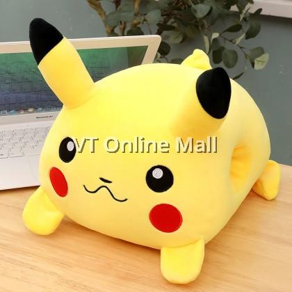 Cute Totoro, Pikachu, Kitty Hand Warmer Cushion Pillow