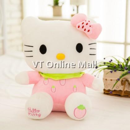 Cute Hello Kitty Soft Plush Toy Doll  (22cm, 30cm, 40cm)